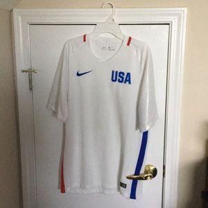 Nike USA 2016 USWNT Jersey